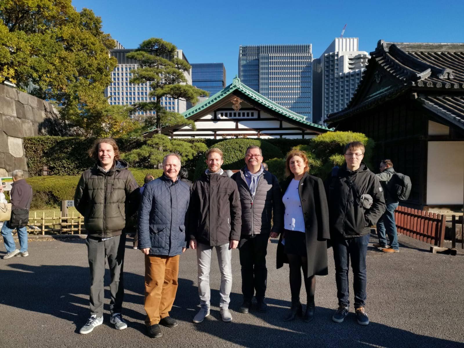 Japan Reise Stapleline