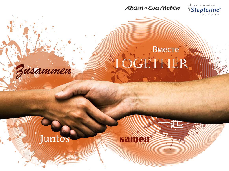 Hände Zusammenarbeit